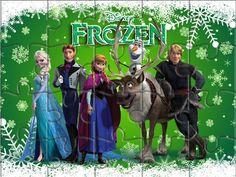 """CALLY'S  DESIGN-Kits Personalizados Gratuitos: Kit de Aniversário """"Frozen-Uma Aventura Congelante..."""