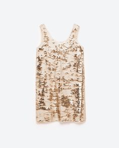 Image 8 of TWO-TONE SEQUIN DRESS from Zara