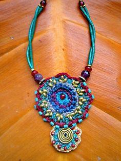 ~ Crochet Jewelry ~ | Flickr - Photo Sharing!