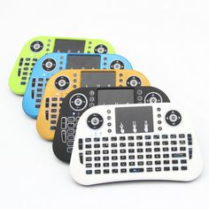 Cheap tv remote control, Buy Quality remote control directly from China remote control for android Suppliers: Wireless Mini Keyboard with Backlit Fly Air Mouse Smart TV Remote Control for Android TV Box IPTV Mini PC Xbox VS Multimedia Pc, Xbox, Fly Air, Mini Keyboard, Control Key, Universal Remote Control, 4g Wireless, Android, Goods And Service Tax