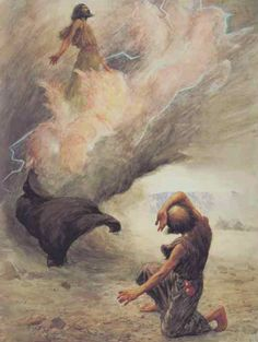 Elijah Taken to Heaven 2 Kings Bible Photos, Bible Pictures, Jesus Pictures, Bible Art, Bible Scriptures, Elijah Bible, Spiritual Paintings, Bible Illustrations, Biblical Art