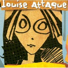 Le vinyl de Louise-Attaque-Louise-Attaque Fnac.com