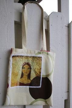 Oxana bærenett Show And Tell, Reusable Tote Bags