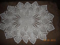 Ravelry: Doily #7 pattern by Mary Werst