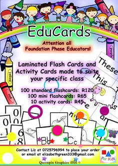 A flyer designed for EduCards. Contact us to have your own flyer designed.  #flyer #flyers #flyerdesign #flyer_design #pamphlet #pamphlets #design #graphics #graphicdesign #graphic_design #affordable_design