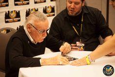 Popular Stan Lee at #WizardWorld!! See us in Nashville 10/18-10/20 http://VIP.me/NashvilleComicCon