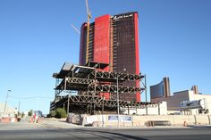 Resorts World has a sign! Las Vegas Hotels, Willis Tower, Resorts, Sign, World, Building, Travel, Hotels In Las Vegas, Viajes