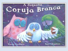 A coruja branca by Any Tabuada via slideshare