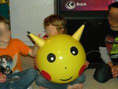 Pass the Pikachu game