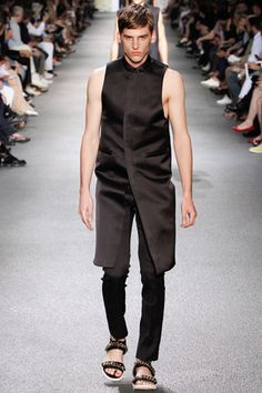 Givenchy Spring 2013 Menswear Collection Slideshow on Style.com