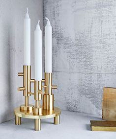 Fritz-Hansen-Objects-Jaime-Hayon-Candlestick-Large