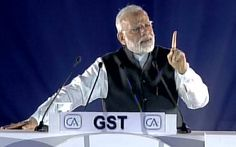 Latest Breaking News ! World News  Deposits by #Indians in #Swiss #banks have dropped by 45 per cent, #PM #Modi tells chartered accountants in #Delhi  Addressing chartered accountants on the foundation day of #Institute of #Chartered #Accountants of #India (ICAI) at the #Indira #Gandhi #Stadium in #Delhi, #PM #Modi said there had been a record 45 per cent drop in deposits by #Indians in #Swiss #banks.. ..... full story here http://bit.ly/2rv6vNI…