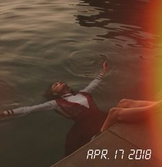 M O O N V E I N S 1 0 1 #digital #aesthetic #fade #girl #water #lake #floating #dress #red #legs If you want a digital edit please message me the following: -A picture (which you want to be edited) -A time and date -A certain quote/name (optional)