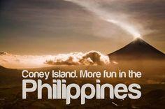 CONEY ISLAND. More FUN in the Philippines!