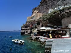 greek isle  | The Greek Isles - Playground of the Gods | Private Islands Magazine