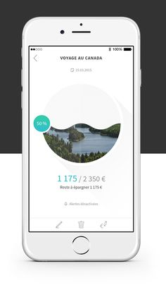 Howizi, La Caisse d'Epargne on App Design Served