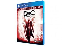 Devil May Cry: Definitive Edition para PS4 - Capcom