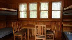 cabins for campground   Camping cabin interior - Picture of Spotsylvania, Virginia ...