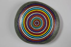 .Painted Stone