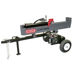 Oregon 22-Ton Horizontal / Vertical Gas Log Splitter with Honda Engine S402022H0