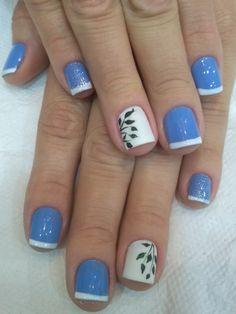 My Beauty, Beauty Nails, 4th Of July Nails, Chic Nails, New Nail Designs, Pretty Hands, Toenails, Belleza Natural, Nail Inspo