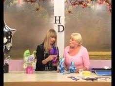 Como hacer flores con globos - Centros de mesa - Decoracion con globos - YouTube