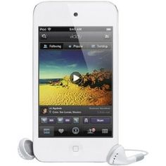 Apple iPod touch 8 GB 4th Generation (White) - Current Version --- http://bizz.mx/hao