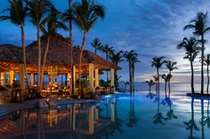 Outrageously Gorgeous Hotel Pools: One & Only Palmilla, Los Cabos, Mexico