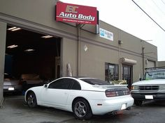 Car Paint Repair San Francisco  EC Auto Body  Auto Body Repair and Paint San Francisco Bay Area  | Car photo