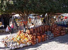 Ceramics in Tonala