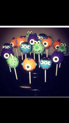 Monster Pops!