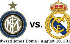 Il Real vince tre a zero, ma nella ripresa si è vista una buona Inter #inter #realmadrid #cronaca