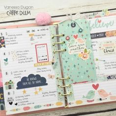 Hi planner friends! I'm back to show you how I'm using the Faith Collection as a little reminder and daily inspiration in my Carpe Diem planner.