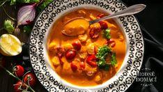 Tomuto receptu vévodí garam masala, velmi chutná a voňavá indická směs koření. Krevety jsou plné bílkovin, nejsou nijak výrazné a tak nepřebijí chuť samotné omáčky, kterou zjemní kokosové mléko. Jednoduché exotické jídlo, které máte připravené za pár minut.