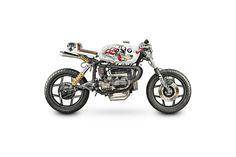 RocketGarage Cafe Racer: Be Good or Be Gone '86 BMW R80