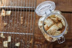 Yum! We can just imagine these with Four Star Farm or Red Fire Farm's local flour...