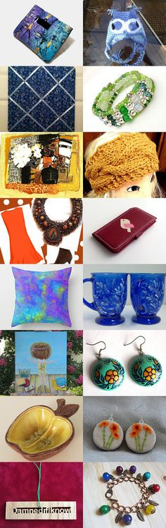 Something Rainbow! by Erinn LaMattery on Etsy--Pinned+with+TreasuryPin.com