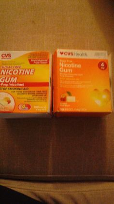 Gum and Lozenges: Cvs Nicotine Gum 4Mg Sugar Free 200 Coated Fruit Wave Stop Smoking Aid -> BUY IT NOW ONLY: $35 on eBay!