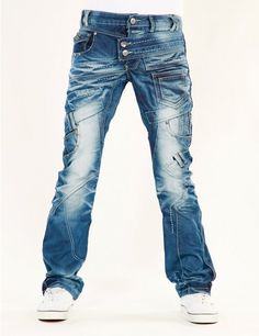 Japrag Jeans JP2114 Blue
