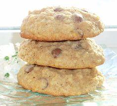 Les délices de Maya: Biscuits à l'avoine et à l'érable Cookie Recipes, Deserts, Maya, Food, Flat Cakes, Tarts, Recipes For Biscuits, Biscuits, Essen