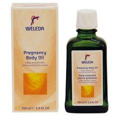 Weleda Baby – Ulei de corp pentru sarcina (100ml) Shampoo, Pregnancy, Personal Care, Bottle, Beauty, Oil, Self Care, Personal Hygiene, Flask
