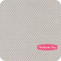 Willow Gray Dot Yardage SKU# C3076-GRAY