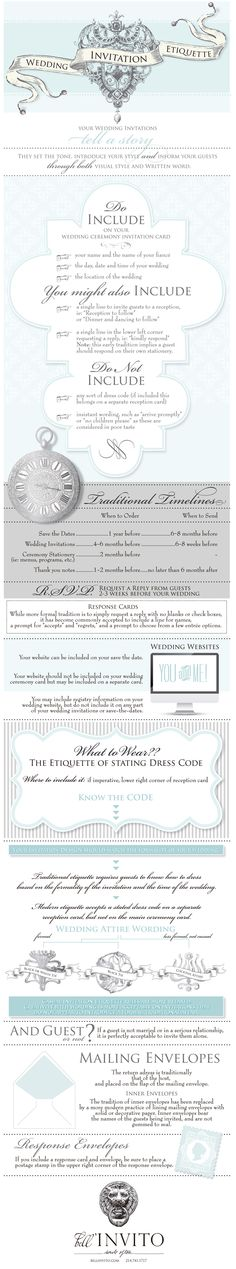 Wedding Invite Etiquette Wording: How To Fill Out A Blank, Formal RSVP Card