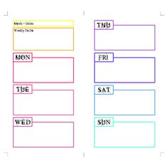 ... Pinterest | Planner Stickers, Free Planner and Free Printable Planner