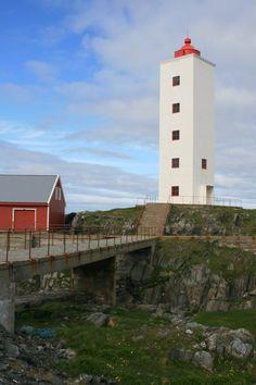Kjolnes lighthouse
