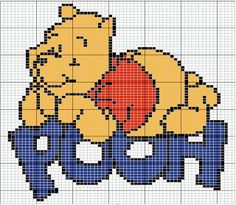 Learning & Loving Crochet: January 2009 graphs