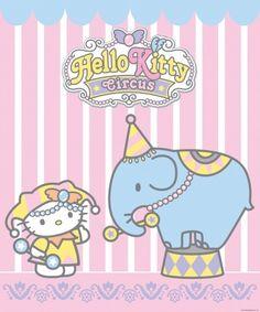Sanrio Hello Kitty Circus