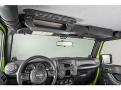 VDP Overhead Storage Console For 87-13 Jeep® Wrangler YJ, TJ, JK & Unlimited JK $99.99