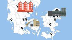 HOSPITALSGAVER. GRAFIK Se hvor mange gaver de danske hospitaler får Danske hospitaler har fået over 200 millioner kroner i donationer siden 2009. Se her, hvilke hospitaler der får mest. D. 19/12 2014