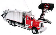 RC garbage truck